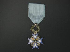 Chevalier – Ordre de l'étoile Noire du Bénin