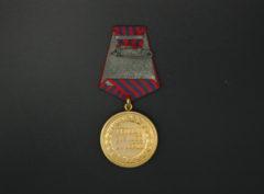 Médaille – Mérite pour le peuple