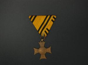 Autriche-Hongrie – Mobilisation – Croix de guerre des Balkans – 1912-1913