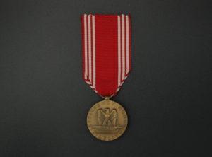Médaille – Bonne conduite Militaire