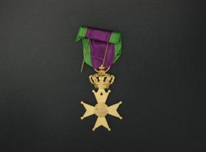 Médaille – Croix des vétérans – Léopold III