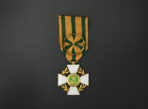 Officier – Ordre du chêne