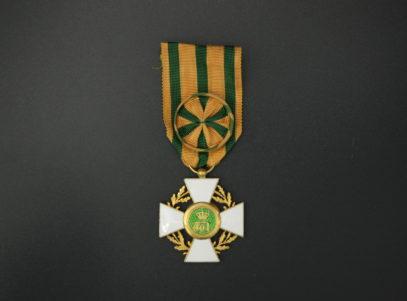 Décoration Luxembourg - Officier - Ordre du chêne