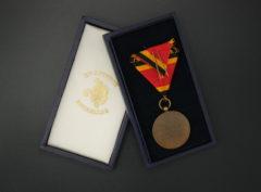 Médaille Elisabeth – Exposition National