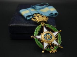 Commandeur – Ordre de l'étoile africaine