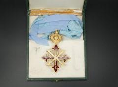 Commandeur – Ordre sacré militaire constantinien de St-Goerges