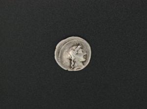 Denier – République Romaine – Martia