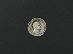 Denier – Domitian – COS III