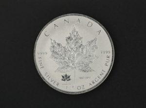5 Dollar – 1Oz – 2017