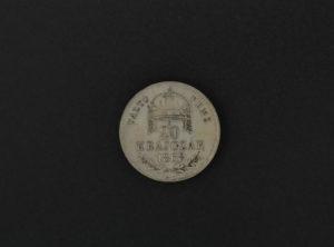 20 Krajczar – 1868