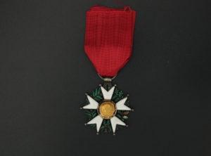 Chevalier – Légion d'honneur – 2ème République