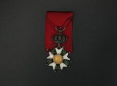 Chevalier – Légion d'honneur – 2ème Empire