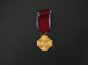 Ordre du Mérite Luxembourgeois – Médaille d'or