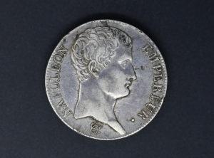 France – 1806 -5 Francs – BB – Napoléon Empereur