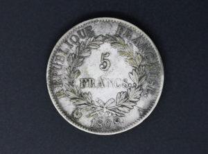 France – 1808 – 5 Francs – A – Napoléon Empereur