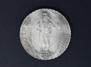 Suisse – 1793 – Ecu de Berne