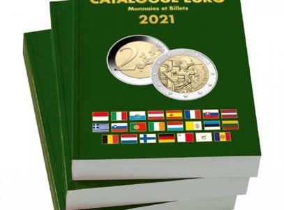 Catalogue Euro - € - 2021 - Français - Leuchtturm