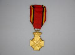 Décoration Militaire – Acte de Courage – Palme