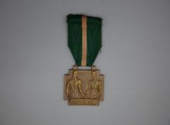 Belgique – Médaille des mérite Sportif – Baudoin – 3ème Classe