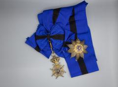Grand-Cordon – Ordre de Léopold II – Bilingue