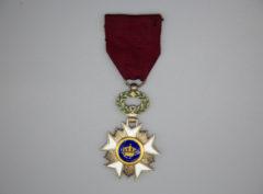 Chevalier – Ordre de la Couronne