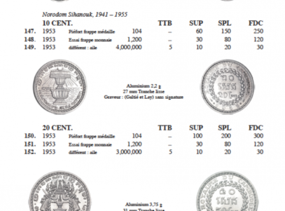 Gadoury BLEU - Monnaies et jetons de l'Indochine Française-2014 (1)