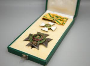 Grand Officier – Ordre de la Couronne de chêne