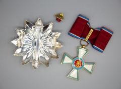 Ordre du Mérite Luxembourgeois – Grand-Officier