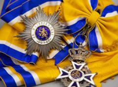 Ordre d'Orange-Nassau – Grand Cordon